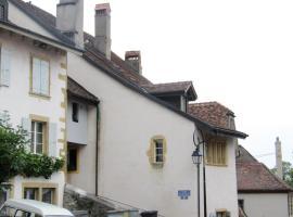 Neuchâtel Vieux Village Hauterive, Neuchâtel