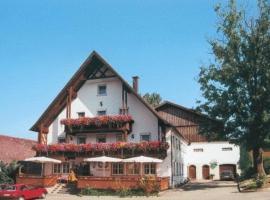 Gasthaus zur Traube, Winterrieden