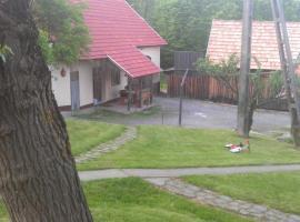 Szarvasszálló Vendégház, Magyarszombatfa