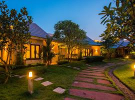 Panlaan Boutique Resort, Nong Khai