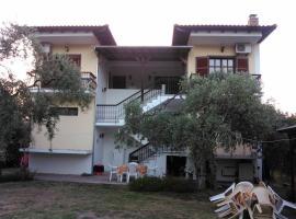 Villa Thomi, Skala Rahoni