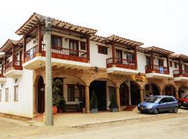 Hospederia Villa de los Sáenz, Villa de Leyva