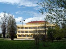 Liget Hotel, Szolnok