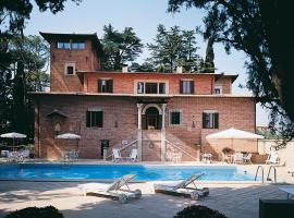 Villa Pambuffetti, Montefalco