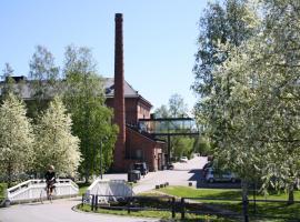 Hotel Lasaretti, Oulu