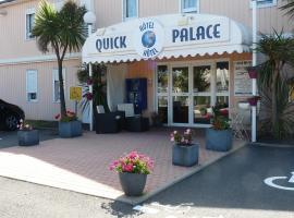 Quick Palace Saint Brieuc, Tregueux
