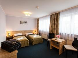 Hotel Alpex, Zabrze