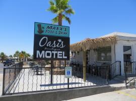 Oasis Boutique Motel, Boulder City