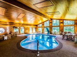 Rustlers Lodge, Sundre