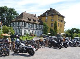 Tonenburg, Höxter