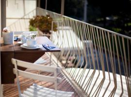Hotel Garden, Levantas