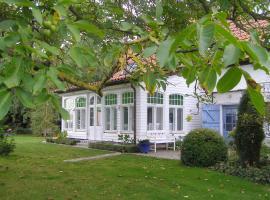 Landhaus einer Malerin