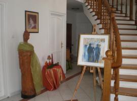 Galéria Panzió, Nagykanizsa