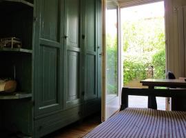 Appartamento con giardino, Pian di Scò