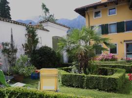 Villa Rodolfi, Moggio Udinese