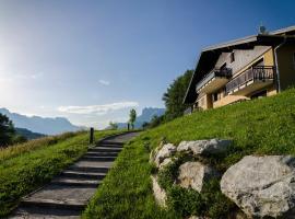Vacances Mont Blanc - Les Fermes de Saint-Gervais, Saint-Gervais-les-Bains
