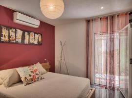埃迪菲西奧巴別墅服務公寓, 卡拉費爾