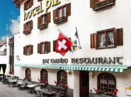 Hotel Piz Tambo, Splügen