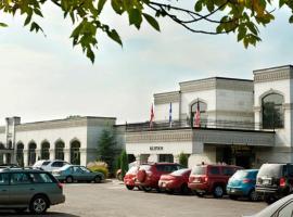 Best Western Plus Hotel Universel, Drummondville