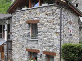 Casa Elvira - Rustico, Brione