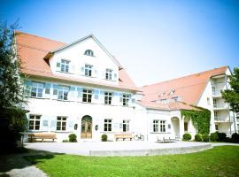 HI Youth Hostel Lindau, Lindau