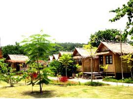 Charlie Hut Bungalow, Phi Phi Island