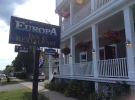 Europa Inn - Hotel Restaurant Spa, Saint Andrews