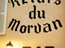 Le Relais du Morvan, Vézelay