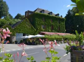Hôtel Restaurant La Brasserie, Treignac