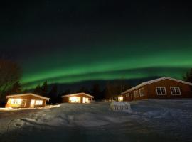 Davvi Arctic Lodge, Kaaresuvanto