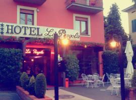 Hotel La Pergola, Barga