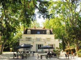 Hostellerie Les Frênes, Montfavet