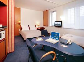Novotel Suites Rouen Normandie, Ruanas