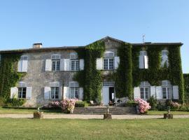 Château-Lestange, Quinsac
