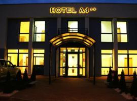 Hotel A4 MOP Zastawie, Jaworzno