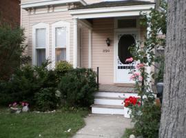elizabeth's rose cottage, Kingston