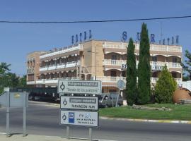 Hotel Sur, Tarancón
