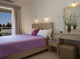 Savinos Rooms, Vassiliki