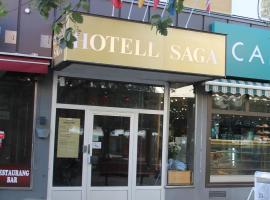 Lavaretia Hotell Saga, Borlänge