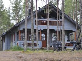 Sininen Hetki Cottage, Kuusamo