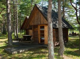 Hotell Saaremaa Camping, Mändjala