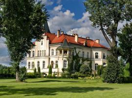 Pałac Brzeźno, Oborniki Śląskie