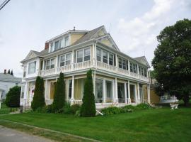Governor's Mansion Inn, Miramichi