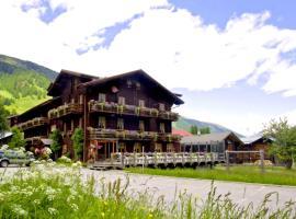 Hotel Joopi, Reckingen - Gluringen