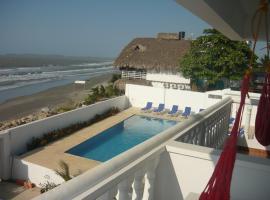 Hotel Emblema Playa Manzanillo, Cartagena