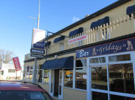 Fairlie Top Pub Accomodation, Fairlie