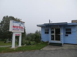 Fundy Bay Motel, Saint John