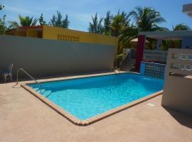 Arecibo Oceanfront Paradise, Jarealito