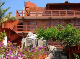 Hotel Paradise Lagoon, El Coacoyul