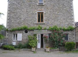 Hôtel Saint Verny, Villeneuve-d'Allier